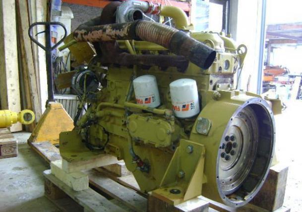 Asphalt Pavers For Sale >> Engine Iveco 8065.25