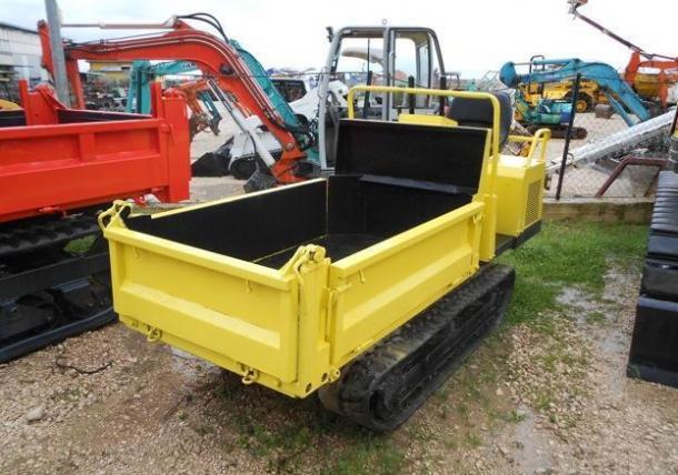 Asphalt Pavers For Sale >> Track Dumper Kubota RG15